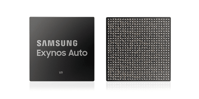 Samsung Exynos Auto V9 announced, an 8nm chip to power Audi cars!