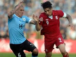 Uruguay vs Perú, Eliminatorias Sudamericanas