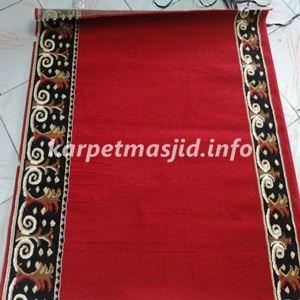 Harga karpet masjid per meter bekasi