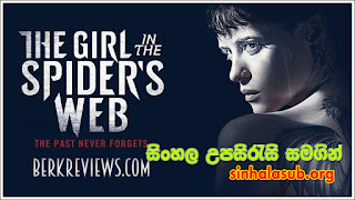 The Girl in the Spider's Web (2018) Watch Online With sinahala subtitle