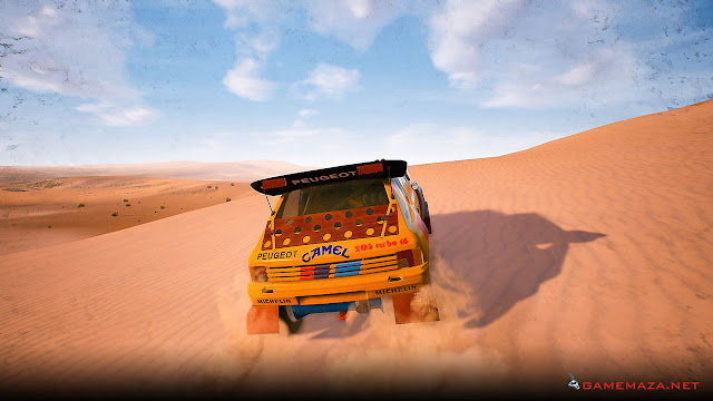 Dakar 18 Gameplay Screenshot 4