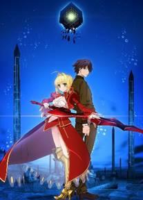 Rating Dewasa Genre Action Fantasy Magic Studio SHAFT Produser Marvelous Aniplex Notes Website Fate Extra Lastencore