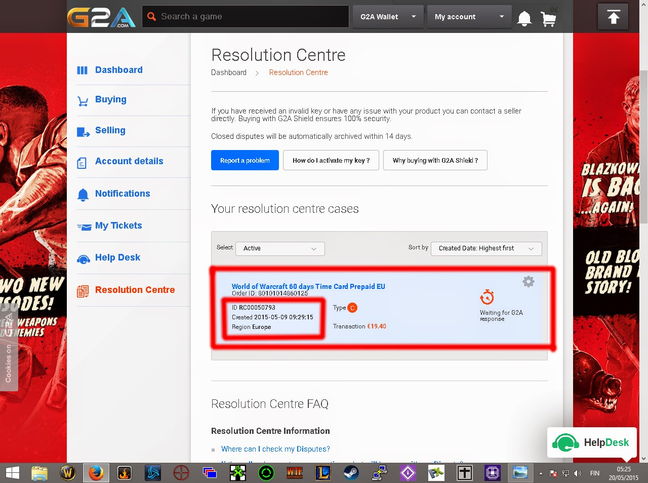 Buying on G2A com? Is it safe? | BHC Gamers