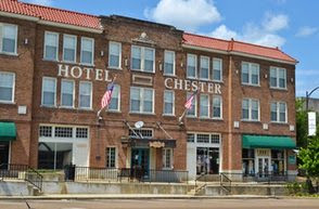 Hotel Hell Hotel Chester