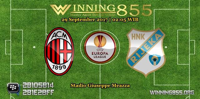 Prediksi Skor Milan vs Rijeka