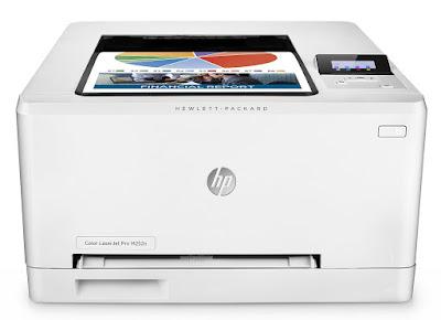 HP LaserJet Pro 200 M252N Driver Download