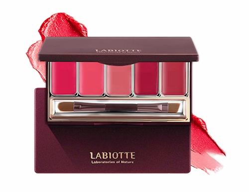Chateau Labiotte Wine Lip Palette 01 - Dry Wine