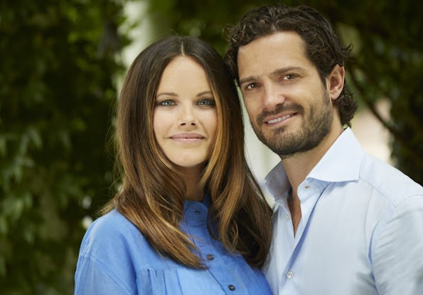 The website of Foundation of Prince Carl Philip and Princess Sofia Hellqvist opened - Prins Carl Philips och Prinsessan Sofias Stiftelse. Sofia Hellqvist
