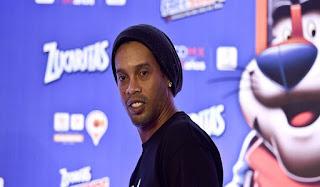 Ultah ke-37 Ronaldinho