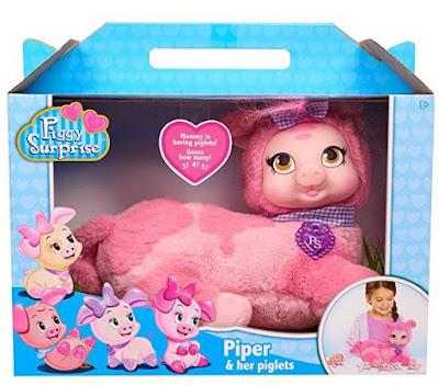 Поросенок Пайпер (Piper Piggy Surprise)