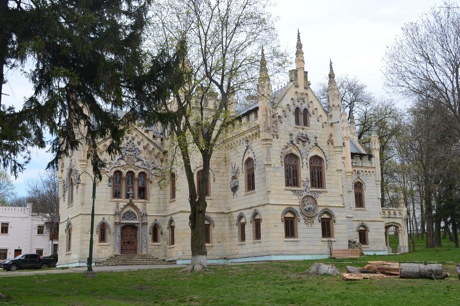 Castelul de la Miclauseni