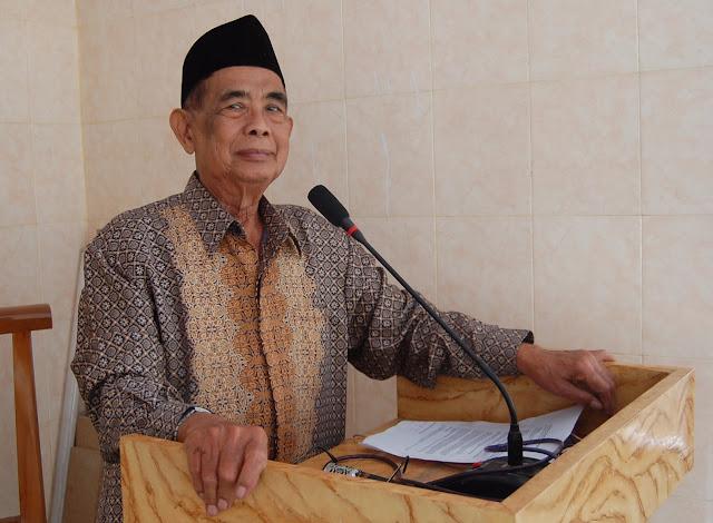 MN Soekatman AS lolos dari Gerakan 30 September PKI Banyuwangi