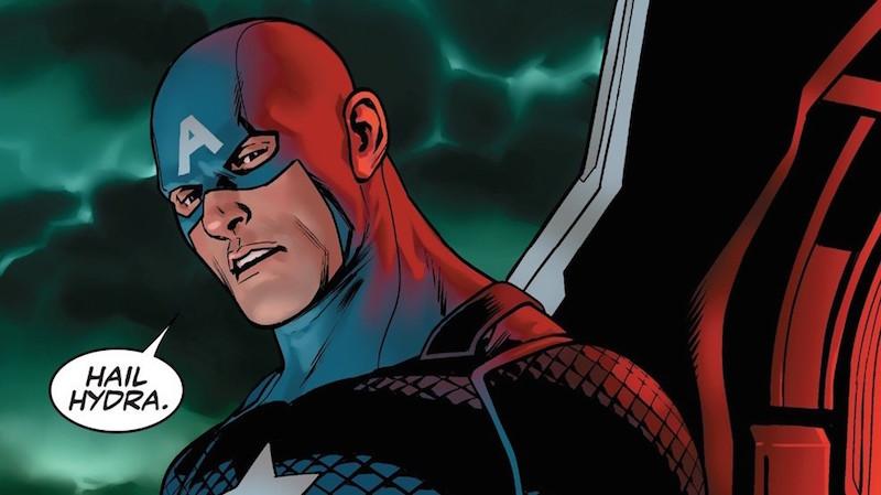 Captain America: Steve Rogers #1. Writer: Nick Spencer  Penciller: Jesus Saiz  Cover Artist: Jesus Saiz. Captain America created by Joe Simon and Jack Kirby.