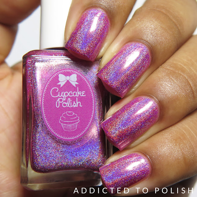 Cupcake Polish Hatch of the Day Butterfly Collection