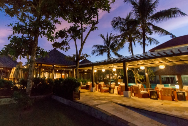 Eight Degrees South Restaurant at Conrad Bali