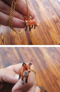 pendant-fox