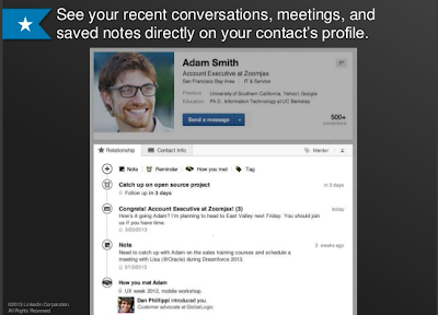 LinkedIn transforms Contacts section into super-powered personal assistant that integrates with EVERYTHING