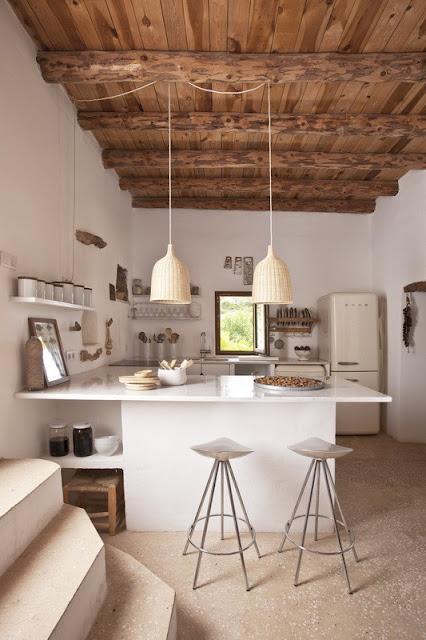 Rustic mediteranean în Ibiza
