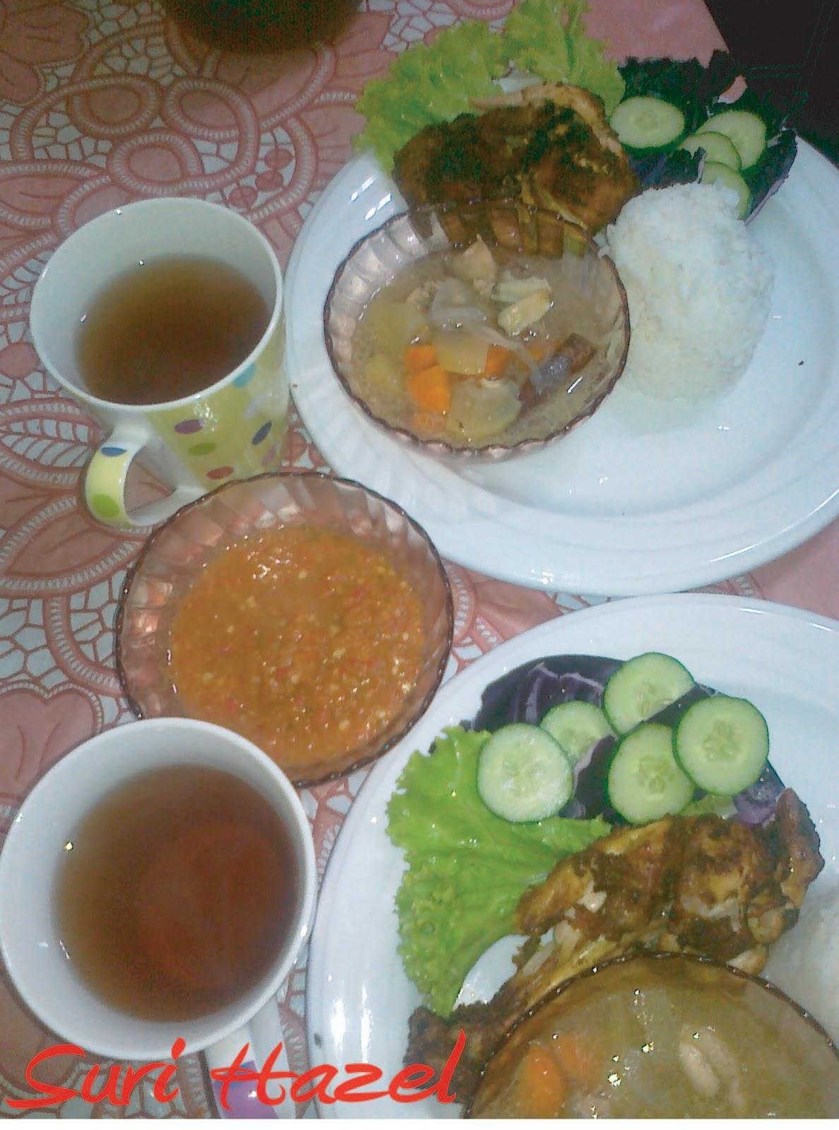 resepi nasi ayam lalapan  descargar Resepi Sup Ayam Restoran Enak dan Mudah