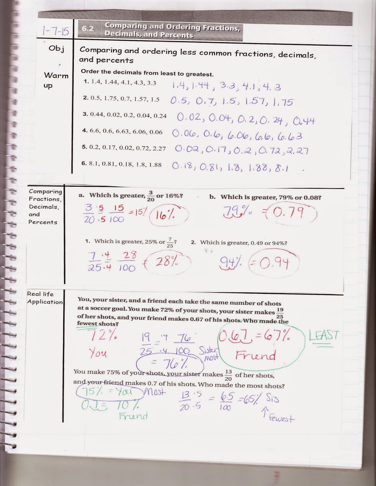 Ms Jean S Classroom Blog Math 7 6 2 Comparing And