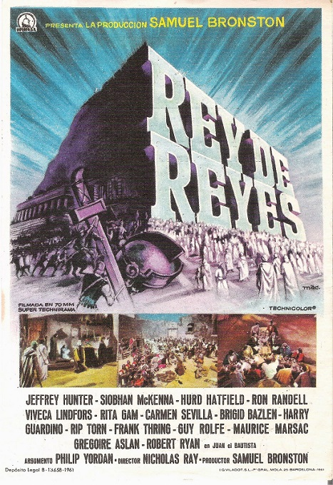 Rey de Reyes 1961 DVDRip eMule