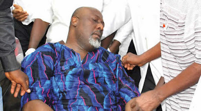 Dino Melaye Detained By Police As They File Fresh Charges