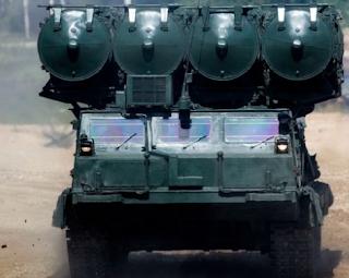 في غضون أسبوعين ، ستسلم روسيا نظام الدفاع الصاروخي S-300 إلى سوريا