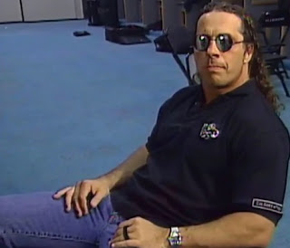WWF / WWE Royal Rumble 1997 - Bret Hart vowed to win this year's Royal Rumble match