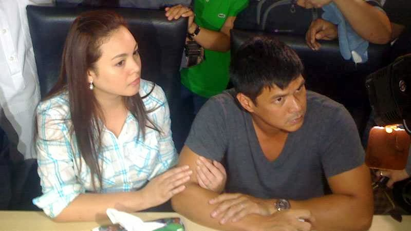 Claudine Barretto Addresses The Accusation On Her Being: Claudine Barretto Wants To Reconcile With Raymart Santiago
