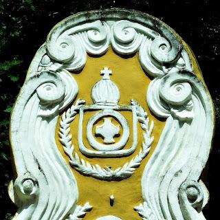 Detalhe da Inscrição da Fonte Imperial, Santo Antônio da Patrulha