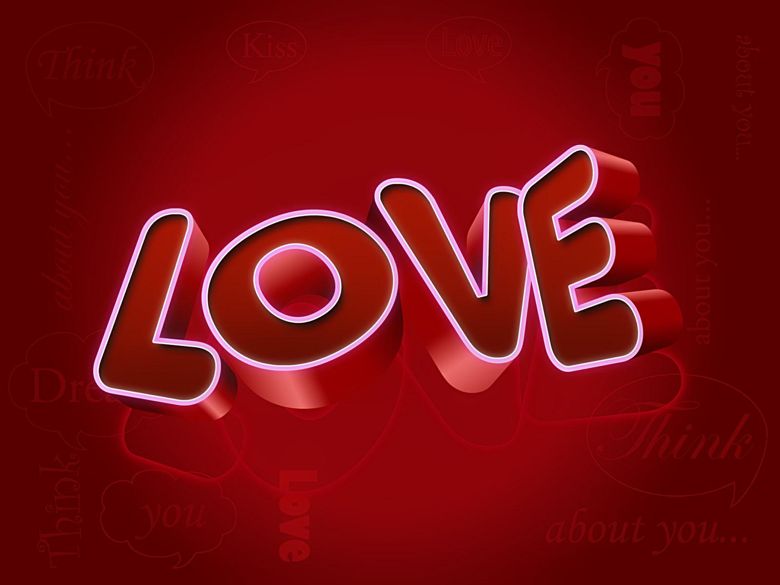 Love Words Wallpapers