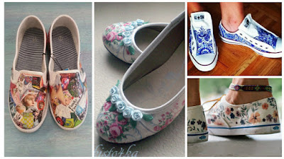 ZAPATOS-DECORADOS-DECOUPAGE