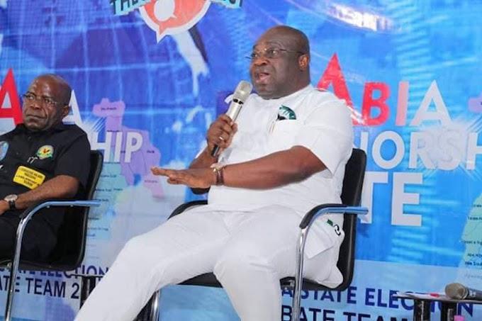 #AbiaDebate2019: How @GovernorIkpeazu Slaughtered Otti, Two Others - By Ugochukwu Amaraizu