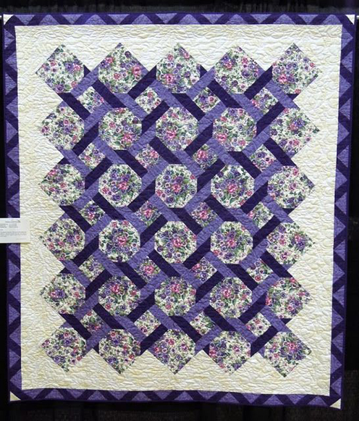 Suzette Quilt Free Pattern designed by Stephanie Sims for Clothworks