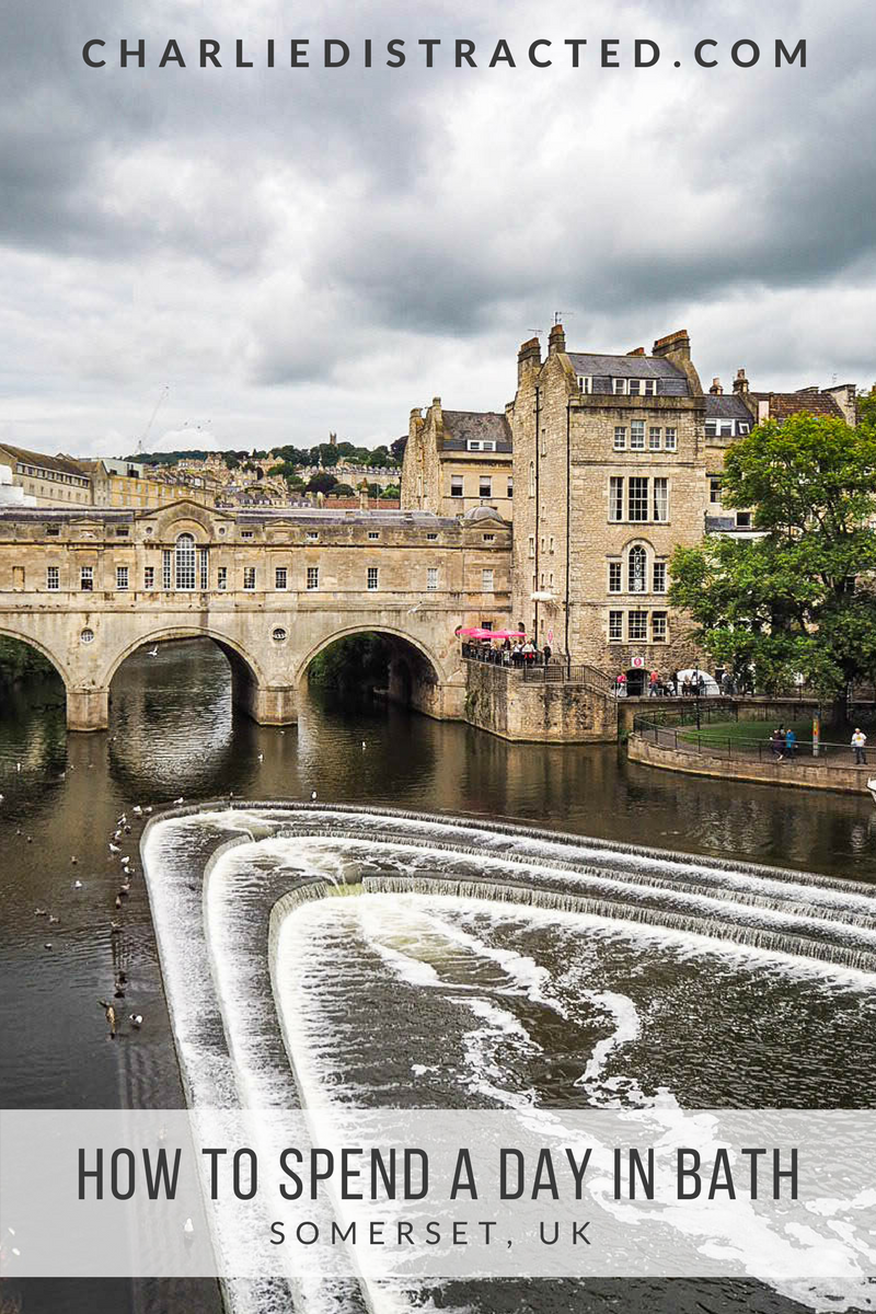 How to Spend a Day in Bath, Somerset