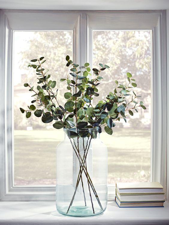 Cosas de palmichula artificial o natural decorar plantas o flores - Flores secas decoracion ...
