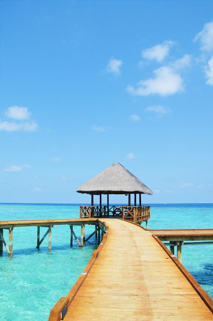 fihalhohi island resort - overwater bungalows in maldives