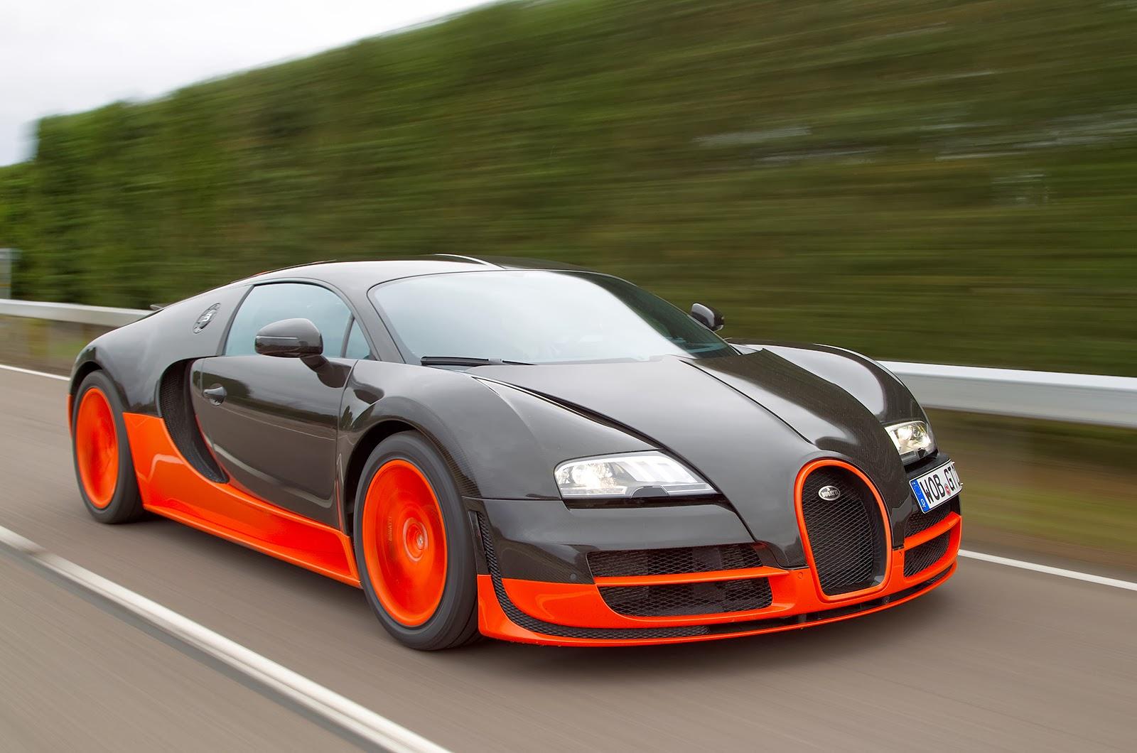 Bugatti Veyron Super Sport Wallpaper: Full Car Pictures: September 2013