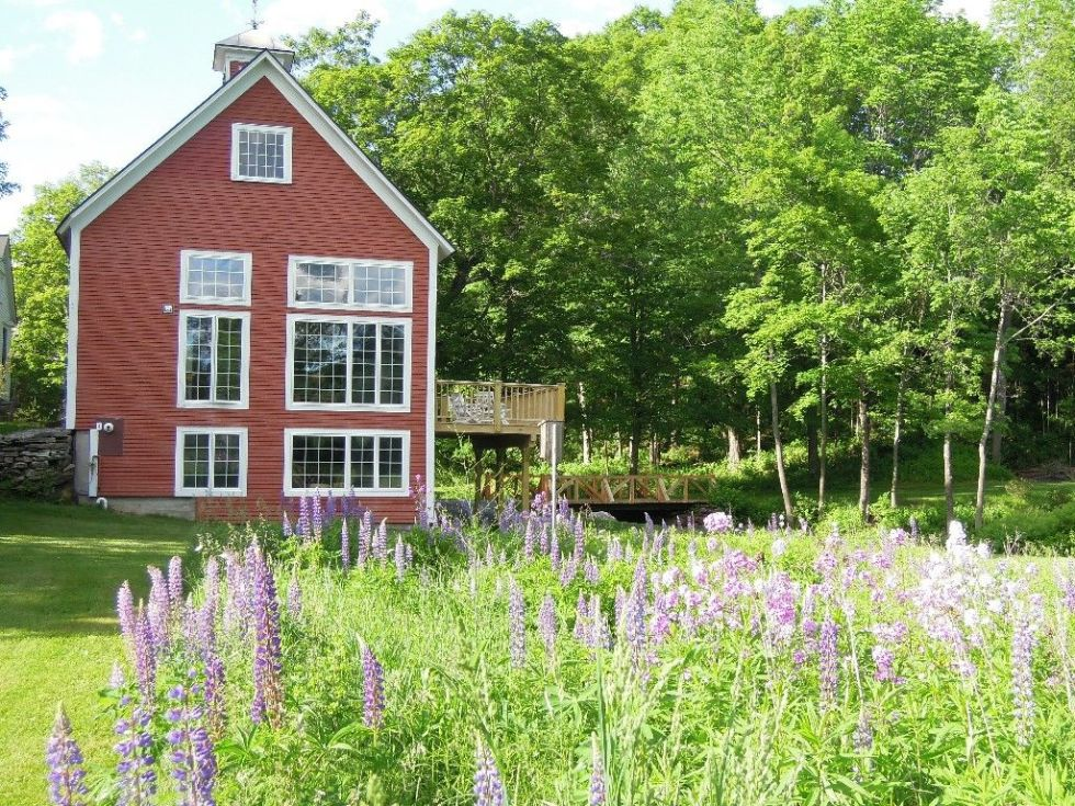 Old Barns Converted Into Beautiful Family Homes