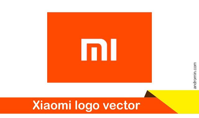 Xiaomi Logo Vector PNG | AI | welogo vector | andromin.com