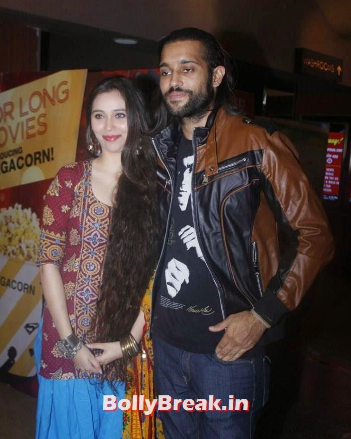 Sasheh Aagha, Akhil Kapur, Sasha Agah, Tia Bajpai Pics from 'Desi Kattey' Trailer Launch