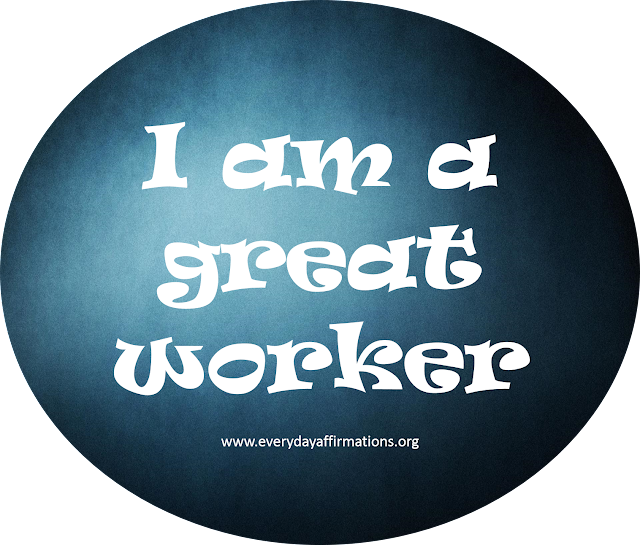 affirmations for jobs