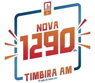 Rádio Nova 1290 Timbira AM 1290 de São Luís MA