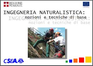 INGEGNERIA NATURALISTICA REGIONE PIEMONTE