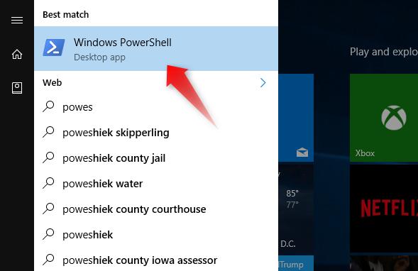 Cara Mudah Menghapus Semua aplikasi Bawaan Windows 10