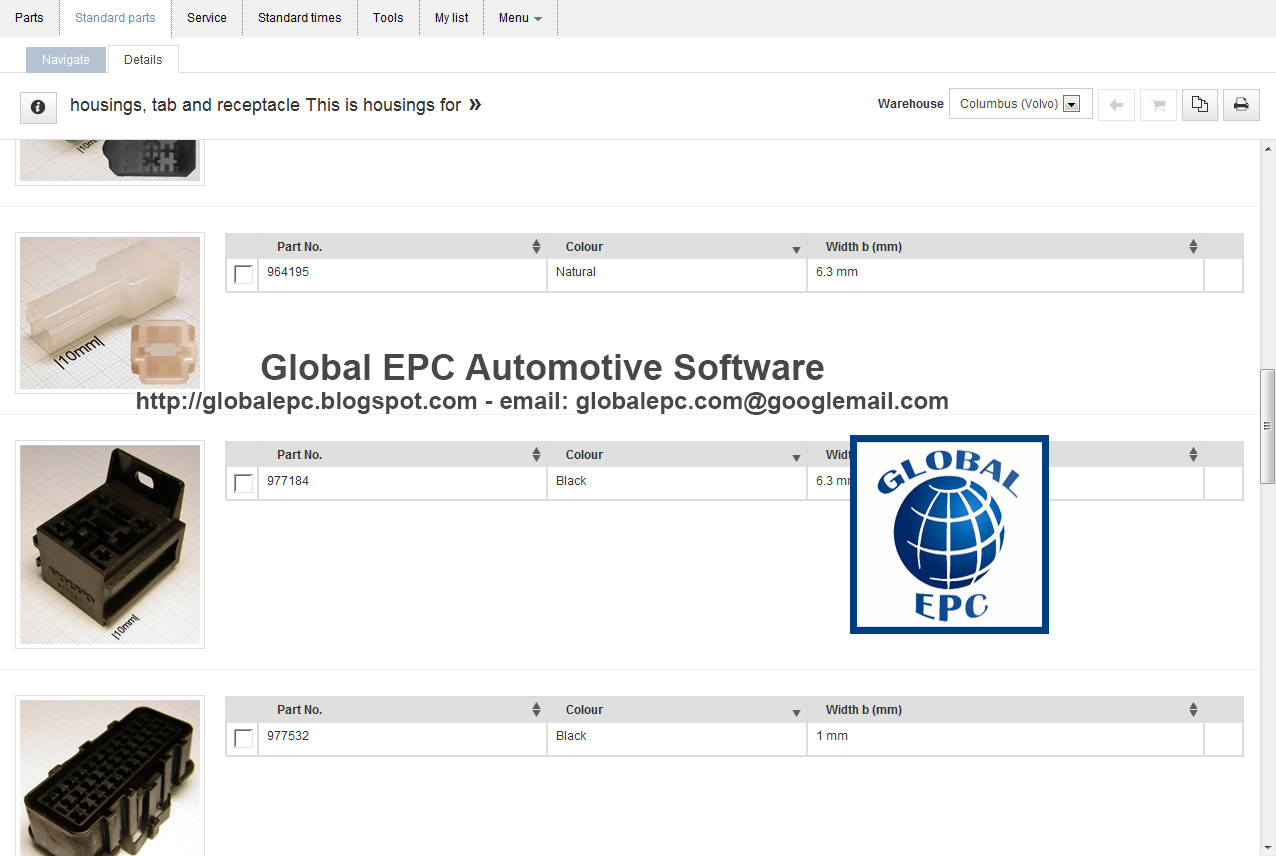 Global Epc Automotive Software Volvo Impact 112017 Buses And Wiring Diagram Fl10 Trucks Parts Catalogue Workshop Manuals