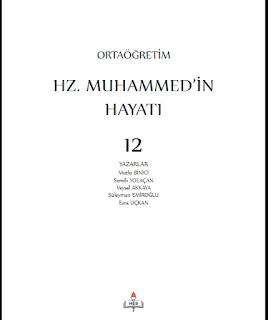 12. Sınıf Hz Muhammedin Hayatı Meb Yayınları Ders Kitabı Cevapları