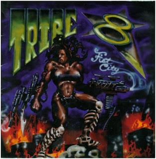 tribe 8 fist city 1995