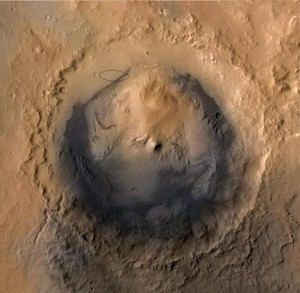 Presenza acqua su Marte: nuova scoperta