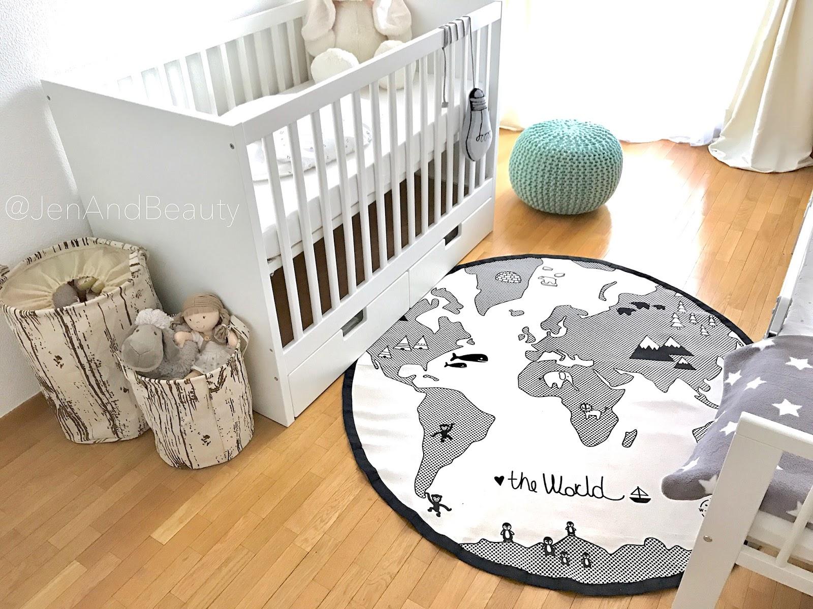 Jen and Beauty: ♡ La chambre d\'enfant de Maë et du futur bébé.